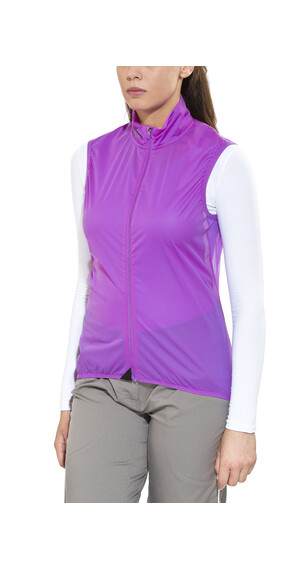 adidas Infinity Wind Gilet Women flash pink